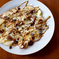 You haven't had nachos…until you've had Apple Nachos!