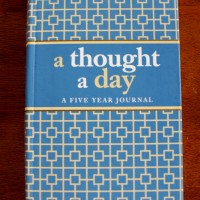 Nifty Item #2: A Thought a Day