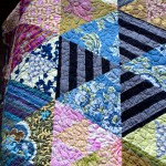 Quilt by Robin - via The Thinking Closet