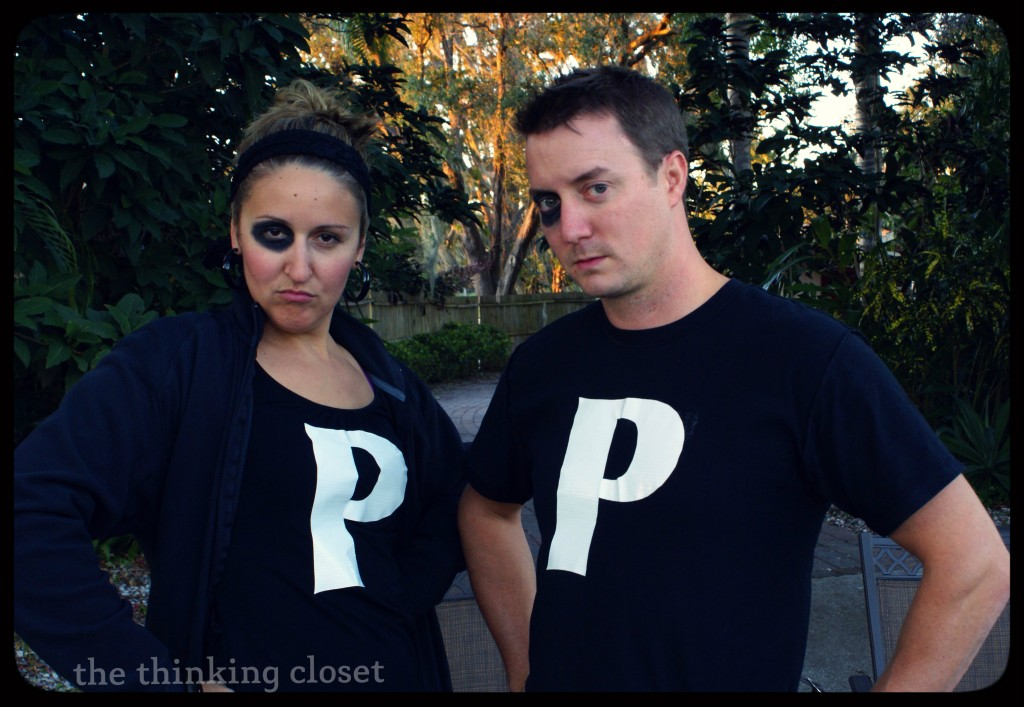 20 Punny Halloween Costume Ideas via The Thinking Closet