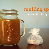 Mulling Spices Recipe