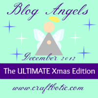 I'm a Blog Angel!  {Shhh…don't tell.}
