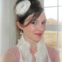 Romantic Rose Headband