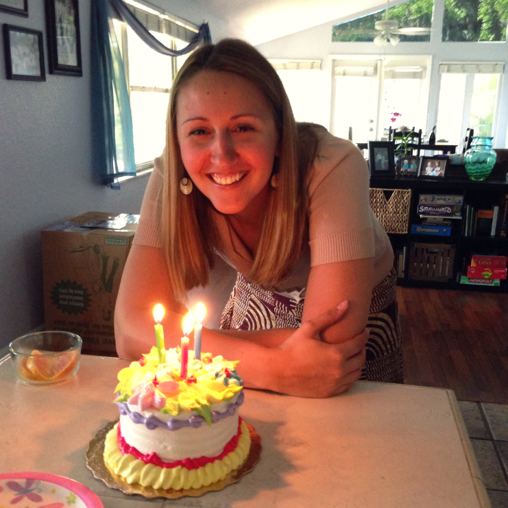 My Thirtieth Birthday | The Thinking Closet