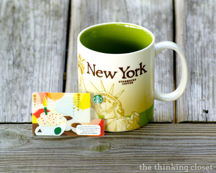 30 Gifts to Celebrate 30 Years   A creative gift idea via The Thinking Closet