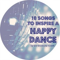 10 Songs to Inspire a Happy Dance & Silhouette Winner