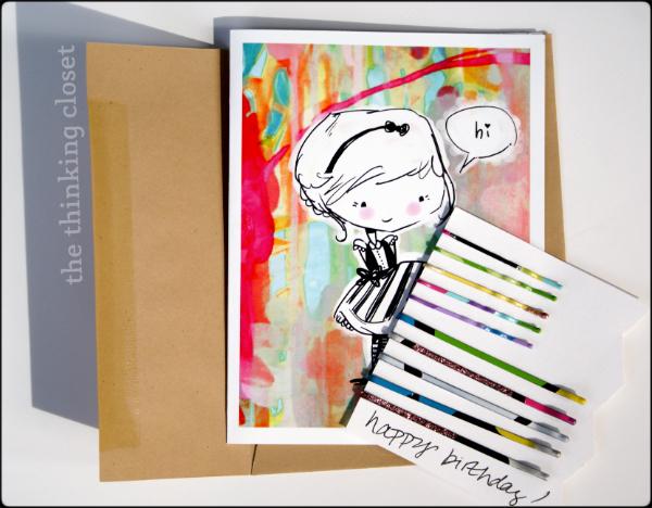 Color-Blocked Bobby Pin Tutorial   The Thinking Closet