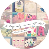 16 DIY Baby Shower Gift Ideas