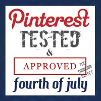 Pinterest Tested & Approved: Fourth of July
