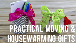 Practical Gift Ideas for Moving & Housewarming via The Thinking Closet