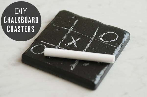 DIY Chalkboard Projects Round-Up by The Thinking Closet