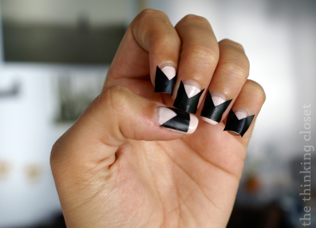 Gel manicure hack how to get a second wind out of your gel manicure how to get a second wind out of your gel manicure by the thinking closet solutioingenieria Image collections