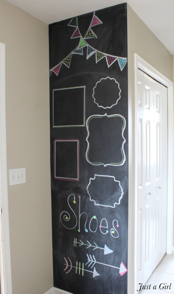 20 DIY Chalkboard Projects — the thinking closet