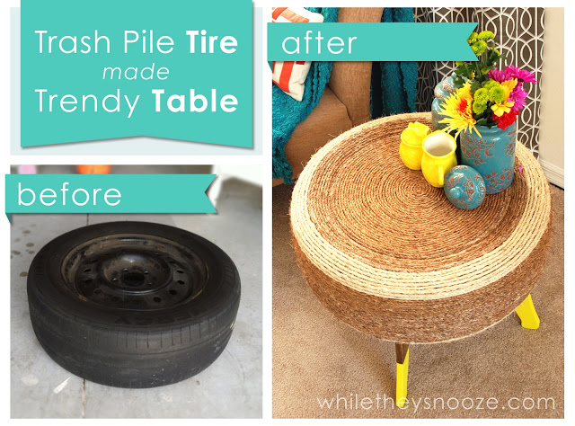 Tire to Table Transformation