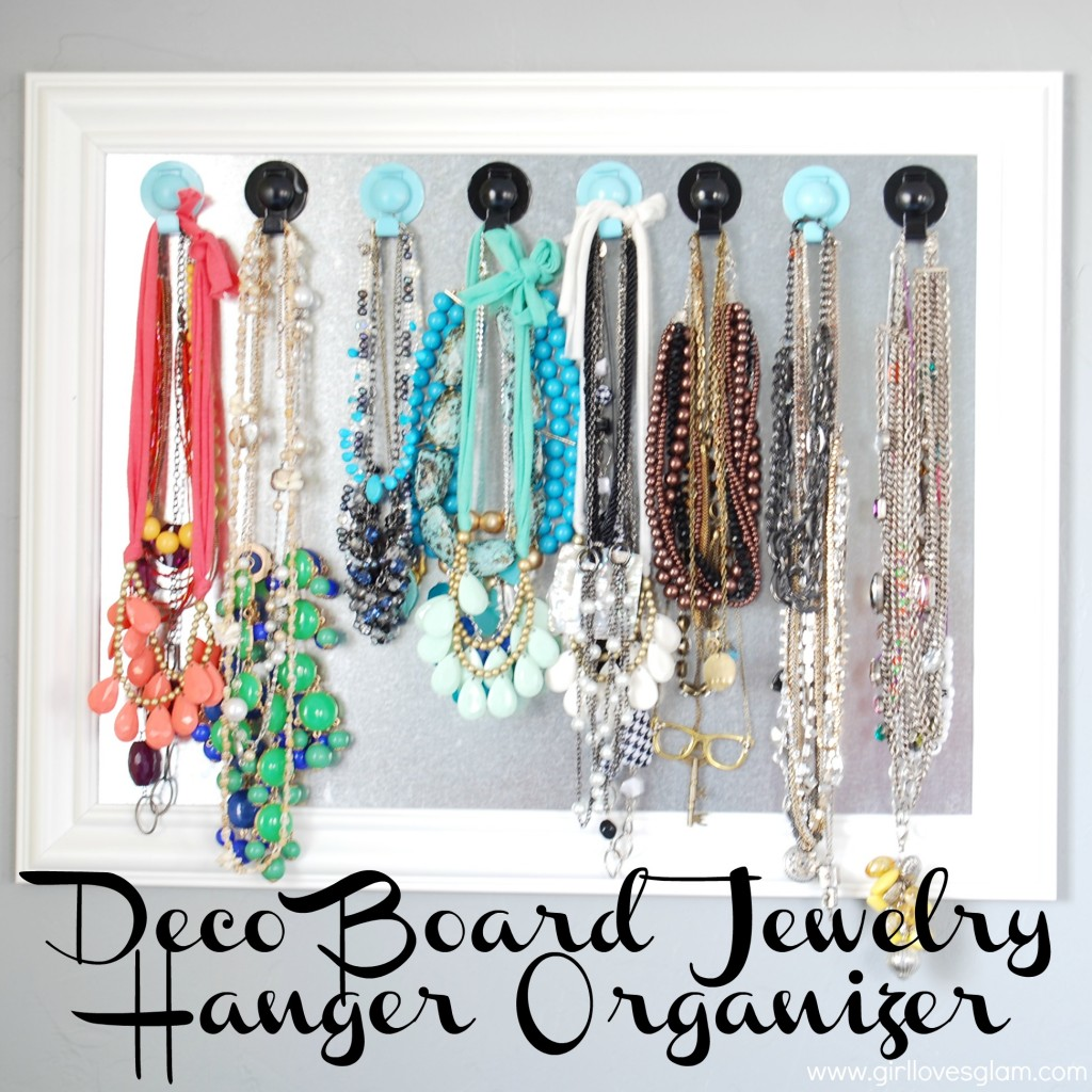 Creative Solutions for Necklace Organization: Round-Up by The Thinking Closet