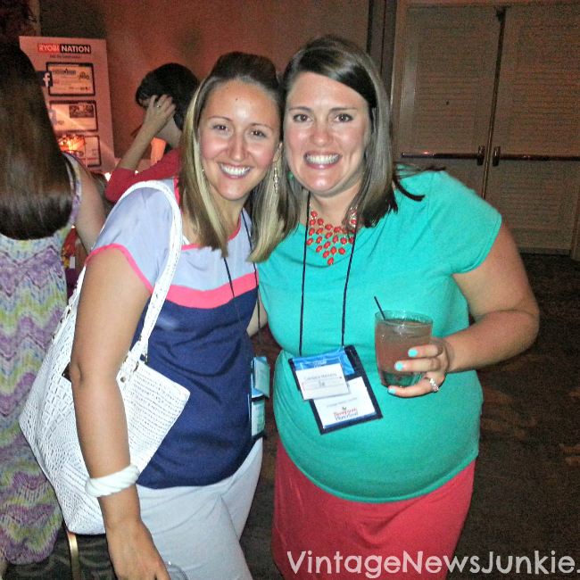 Connecting with Candace from Vintage News Junkie!