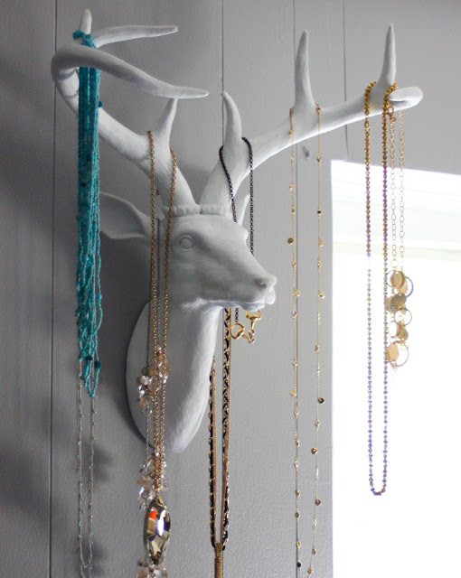 Deer Antler Necklace Rack | Good Clean Fun