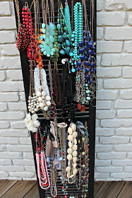 Shutter Necklace Organizer | Southern State of Mind
