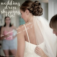Wedding Dress Shopping Tips: The Cardinal Rule I Broke & Why It Was Worth It