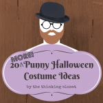 20 MORE Punny Halloween Costume Ideas via thinkingcloset.com