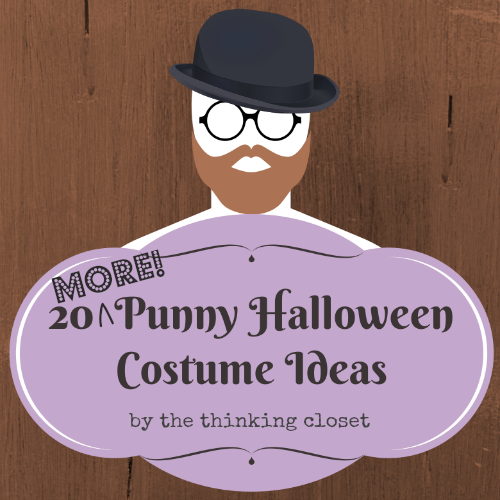 20bdb3e37a8 20 MORE Punny Halloween Costume Ideas - the thinking closet