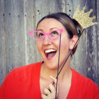 DIY Photo Booth Props & Silhouette Giveaway!