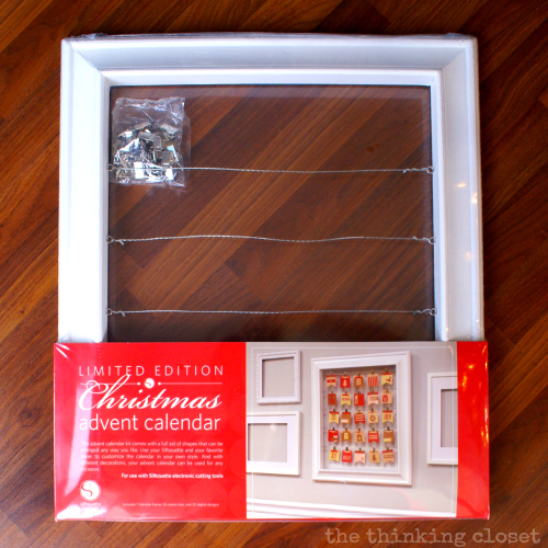 Silhouette Limited Edition Advent Calendar Kit