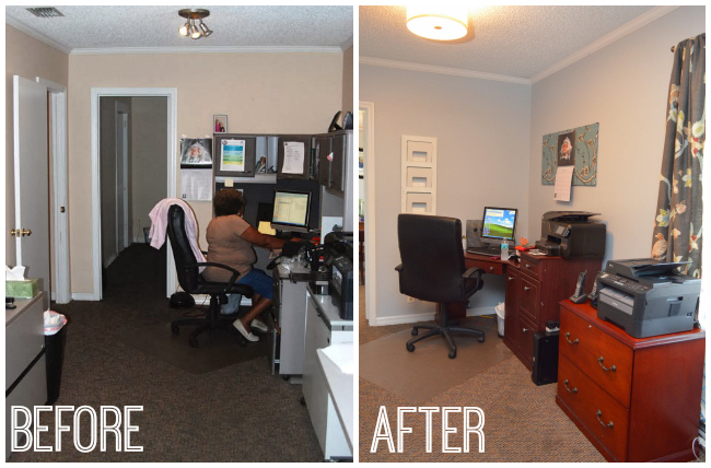 Quot Share The Joy Quot Office Makeover The Reveal The