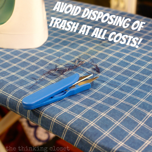 How to Make a Mess: Tips & Tricks from an Expert Mess-Maker!  via thinkingcloset.com