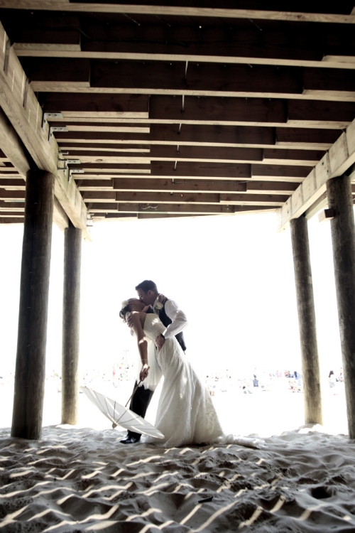 How to Have a Successful Wedding Shoot: 5 Tips for the Bride & Groom via thinkingcloset.com