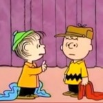 Charlie Brown & Linus