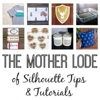 The Mother-Lode of Beginner Silhouette Tutorials: A New Gallery
