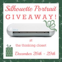 8 Vinyl Projects & Silhouette Giveaway!