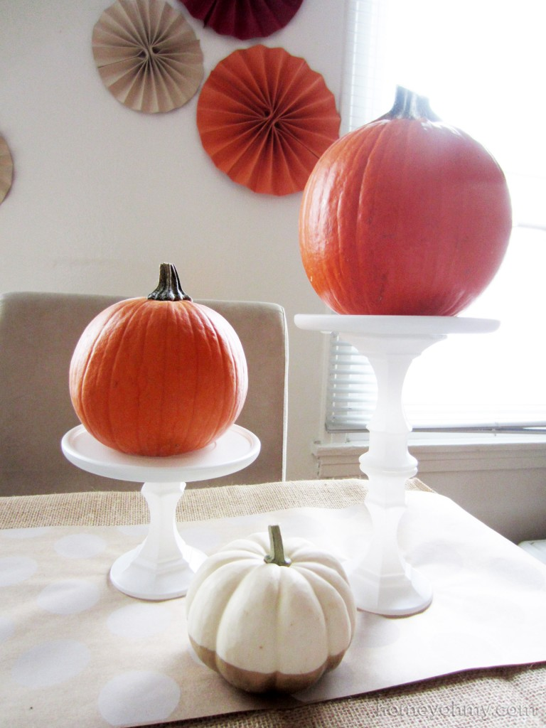Pumpkin Stands featured in The Thinking Closet Reader Showcase