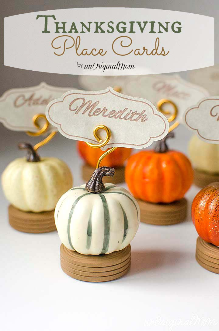 Sketch Pen Place Cards featured in The Thinking Closet Reader Showcase!