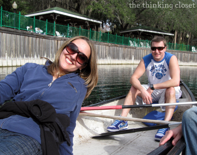 Explore a state park by canoe! 1 of 101 Creative Date Nights on a Dime! via thinkingcloset.com