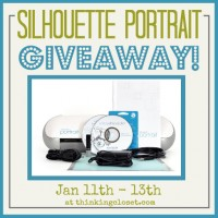 A Few of My Favorite Silhouette Supplies & Giveaway!