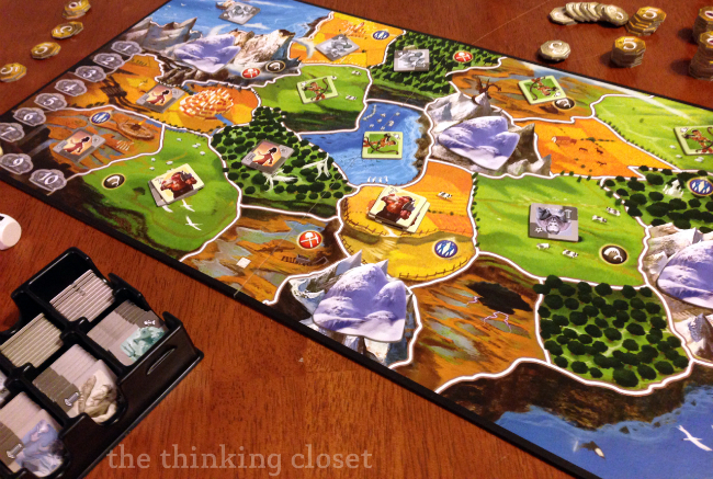 Game Night! 1 of 101 Creative Date Nights on a Dime! via thinkingcloset.com