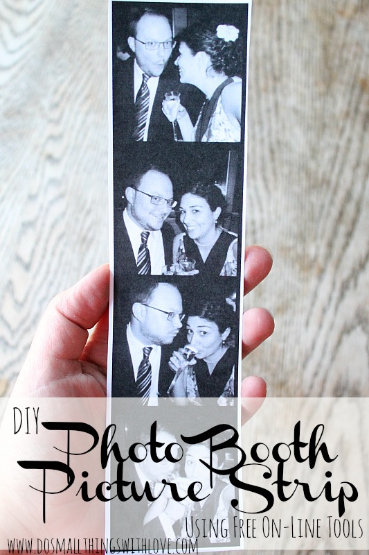 30 last minute diy gifts for your valentine the thinking closet diy photo booth picture strip a last minute valentines day gift idea solutioingenieria Image collections