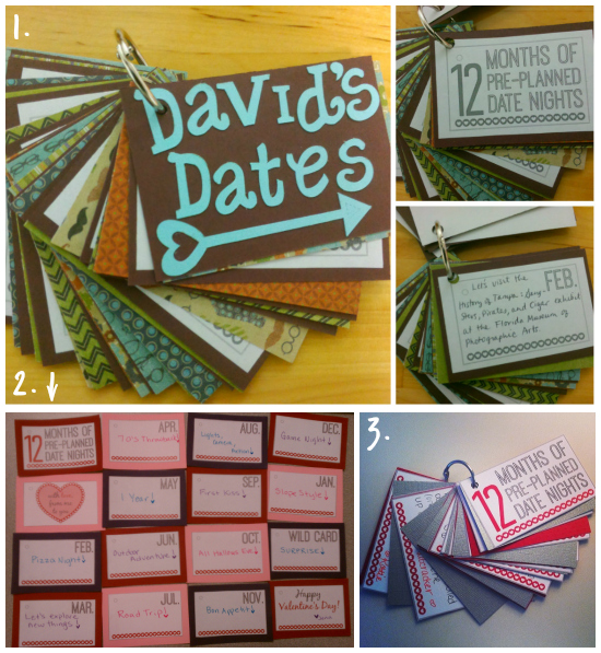 12 Months of Pre-Planned Date Nights featured in The Thinking Closet's Winter 2014 Reader Showcase