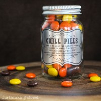 Chill Pills Gag Gift & Silhouette Giveaway