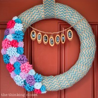 How Many Trends Can I Fit Into One Wreath?