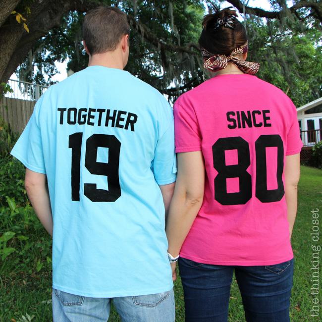 TogetherSinceTShirt 53