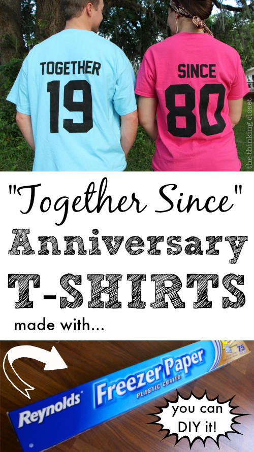 Wedding Gifts For Parents 2nd Marriage : ... - Such a great idea for an anniversary gift! via thinkingcloset.com