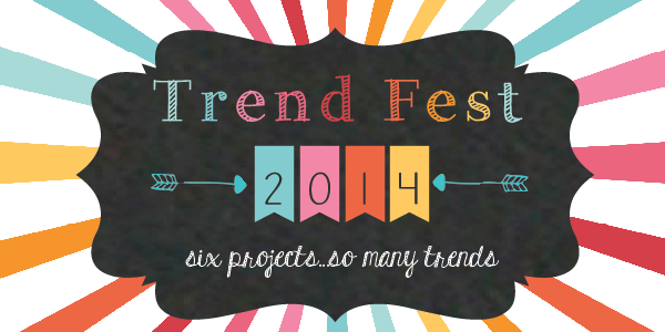 Trend Fest 2014!  6 Projects...So Many Trends.  via thinkingcloset.com
