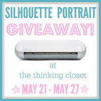 "Silhouette Giveaway & ""The Breakfast Club"" of Craft Supplies"