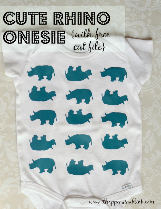 Holy cuteness, Batman!  This collection of baby onesies is my one-stop-shop for inspiration!