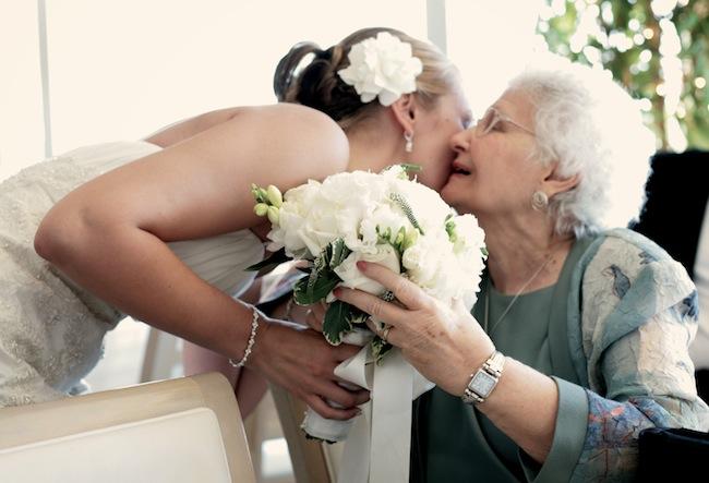 A creative and heartfelt alternative to the bouquet and garter toss!