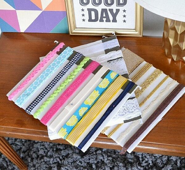 Filed Ribbon by Allison of Dream a Little Bigger, Featured in The Thinking Closet's Spring 2014 Reader Showcase