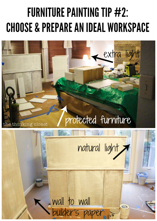 10 Tips For Painting Furniture With Latex Paint The